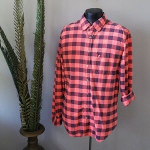 American Eagle LT button up shirt